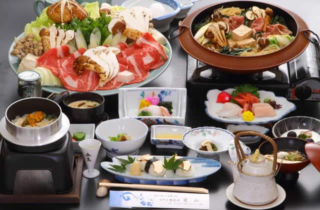 今が旬!松茸の味覚選び膳